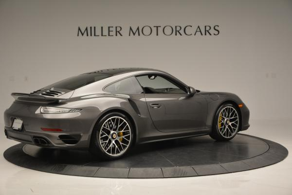 Used 2014 Porsche 911 Turbo S for sale Sold at Alfa Romeo of Westport in Westport CT 06880 7
