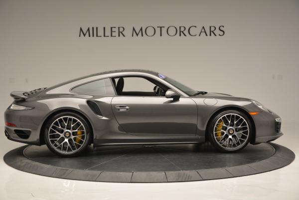 Used 2014 Porsche 911 Turbo S for sale Sold at Alfa Romeo of Westport in Westport CT 06880 8