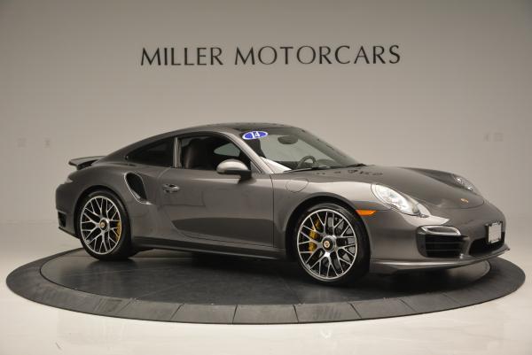Used 2014 Porsche 911 Turbo S for sale Sold at Alfa Romeo of Westport in Westport CT 06880 9