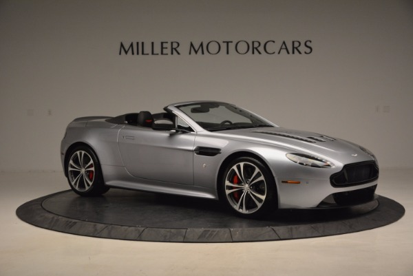 Used 2015 Aston Martin V12 Vantage S Roadster for sale Sold at Alfa Romeo of Westport in Westport CT 06880 10