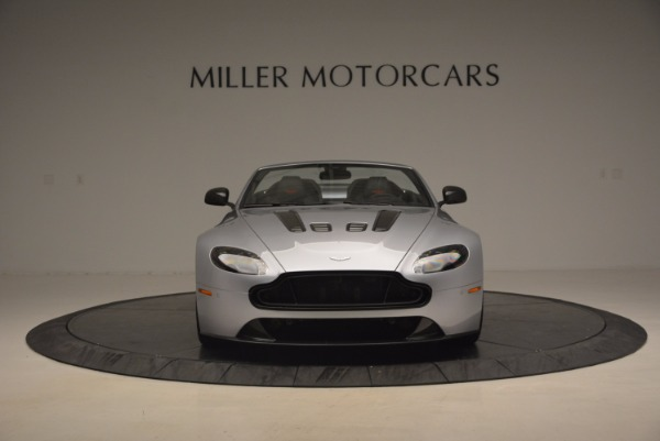 Used 2015 Aston Martin V12 Vantage S Roadster for sale Sold at Alfa Romeo of Westport in Westport CT 06880 12
