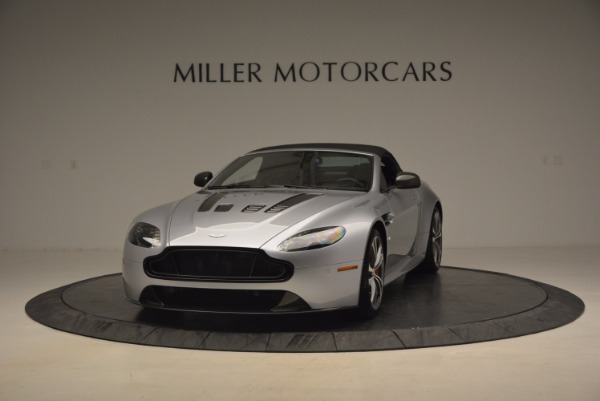 Used 2015 Aston Martin V12 Vantage S Roadster for sale Sold at Alfa Romeo of Westport in Westport CT 06880 13