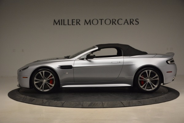 Used 2015 Aston Martin V12 Vantage S Roadster for sale Sold at Alfa Romeo of Westport in Westport CT 06880 15