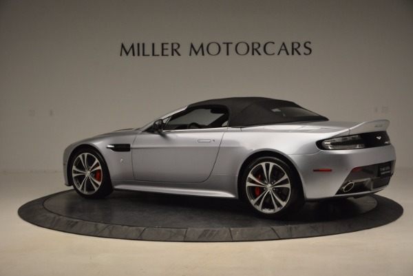 Used 2015 Aston Martin V12 Vantage S Roadster for sale Sold at Alfa Romeo of Westport in Westport CT 06880 16