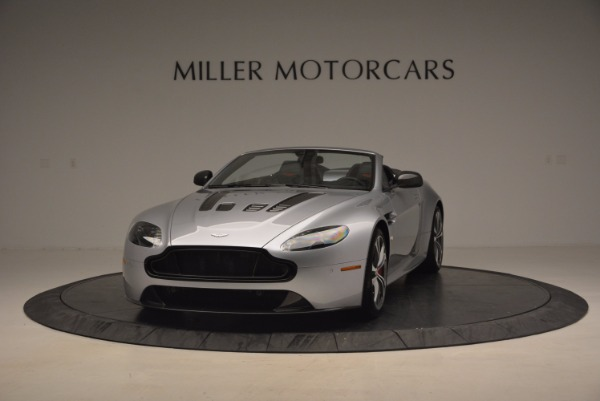 Used 2015 Aston Martin V12 Vantage S Roadster for sale Sold at Alfa Romeo of Westport in Westport CT 06880 2