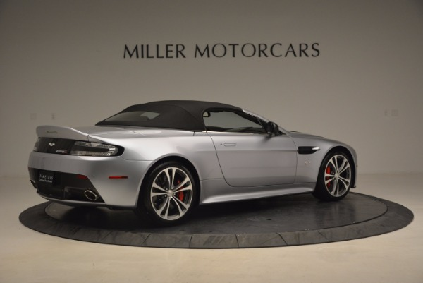 Used 2015 Aston Martin V12 Vantage S Roadster for sale Sold at Alfa Romeo of Westport in Westport CT 06880 20