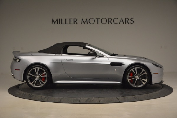 Used 2015 Aston Martin V12 Vantage S Roadster for sale Sold at Alfa Romeo of Westport in Westport CT 06880 21