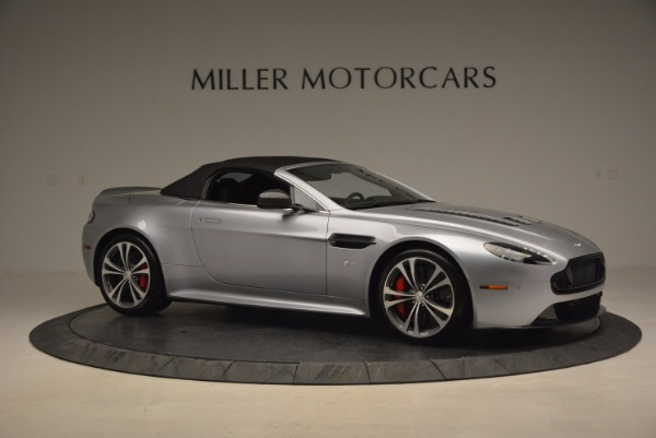 Used 2015 Aston Martin V12 Vantage S Roadster for sale Sold at Alfa Romeo of Westport in Westport CT 06880 22