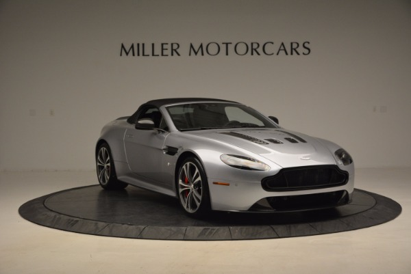 Used 2015 Aston Martin V12 Vantage S Roadster for sale Sold at Alfa Romeo of Westport in Westport CT 06880 23