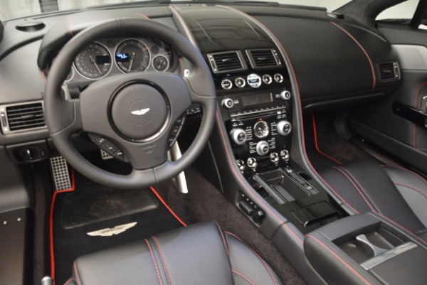 Used 2015 Aston Martin V12 Vantage S Roadster for sale Sold at Alfa Romeo of Westport in Westport CT 06880 25