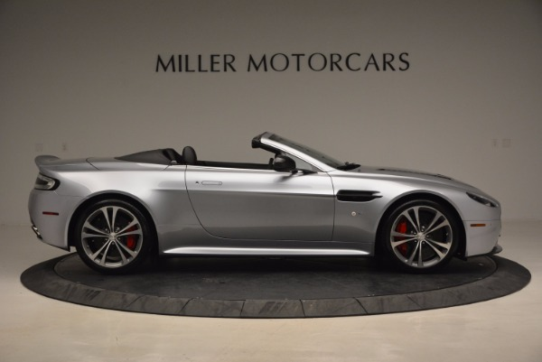 Used 2015 Aston Martin V12 Vantage S Roadster for sale Sold at Alfa Romeo of Westport in Westport CT 06880 9