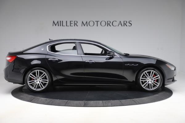 Used 2017 Maserati Ghibli S Q4 for sale Sold at Alfa Romeo of Westport in Westport CT 06880 9
