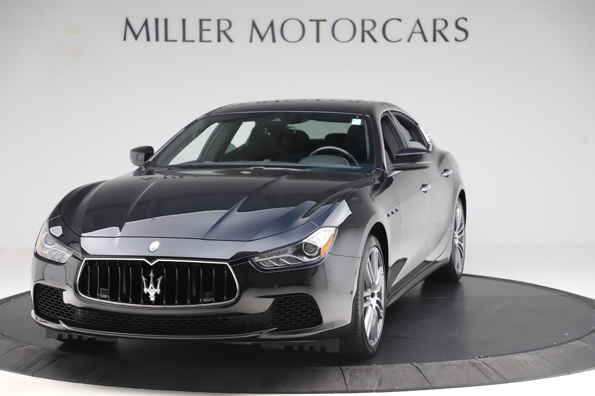 Used 2017 Maserati Ghibli S Q4 for sale Sold at Alfa Romeo of Westport in Westport CT 06880 1