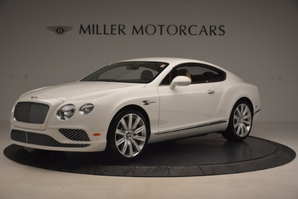 Used 2017 Bentley Continental GT V8 for sale Sold at Alfa Romeo of Westport in Westport CT 06880 2