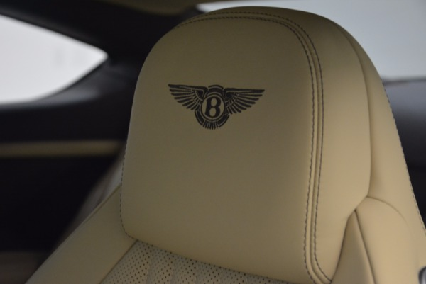 Used 2017 Bentley Continental GT V8 for sale Sold at Alfa Romeo of Westport in Westport CT 06880 21