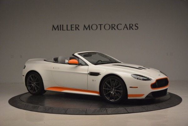 Used 2017 Aston Martin V12 Vantage S Convertible for sale $155,900 at Alfa Romeo of Westport in Westport CT 06880 10