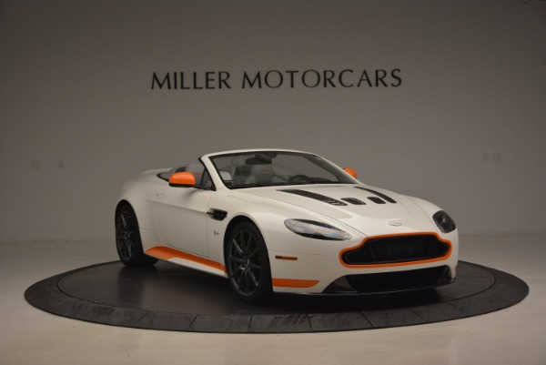 Used 2017 Aston Martin V12 Vantage S Convertible for sale $155,900 at Alfa Romeo of Westport in Westport CT 06880 11