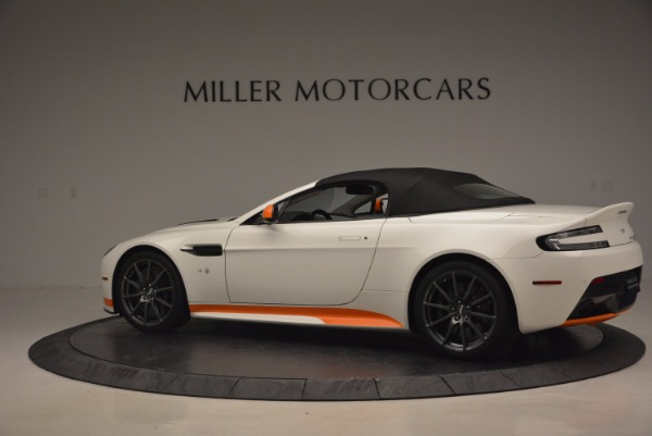 Used 2017 Aston Martin V12 Vantage S Convertible for sale $155,900 at Alfa Romeo of Westport in Westport CT 06880 16