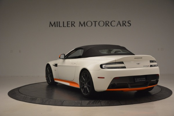 Used 2017 Aston Martin V12 Vantage S Convertible for sale $155,900 at Alfa Romeo of Westport in Westport CT 06880 17