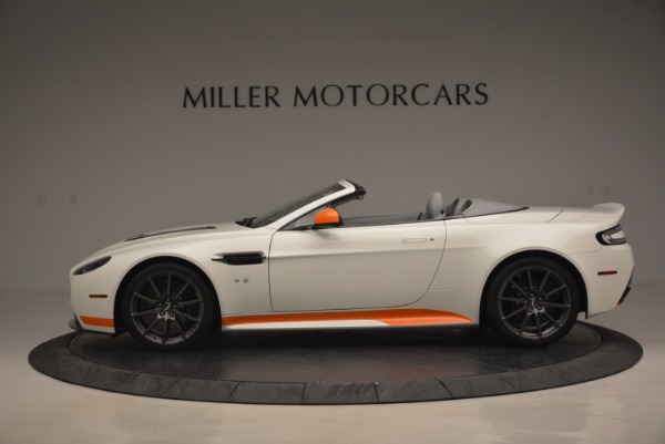 Used 2017 Aston Martin V12 Vantage S Convertible for sale $155,900 at Alfa Romeo of Westport in Westport CT 06880 3
