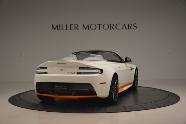 Used 2017 Aston Martin V12 Vantage S Convertible for sale $155,900 at Alfa Romeo of Westport in Westport CT 06880 7