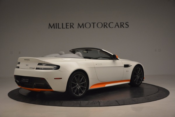 Used 2017 Aston Martin V12 Vantage S Convertible for sale $155,900 at Alfa Romeo of Westport in Westport CT 06880 8