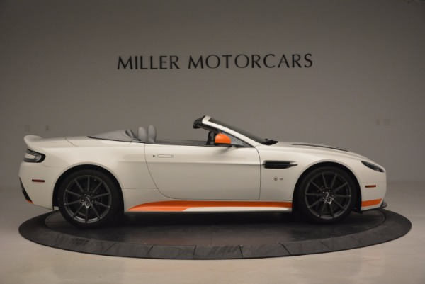 Used 2017 Aston Martin V12 Vantage S Convertible for sale $155,900 at Alfa Romeo of Westport in Westport CT 06880 9
