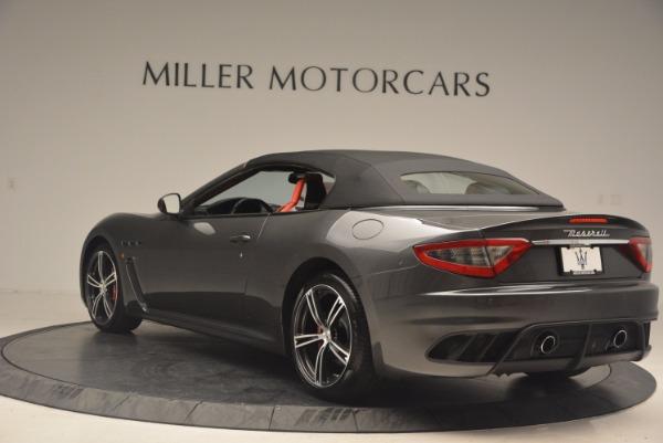 Used 2015 Maserati GranTurismo MC for sale Sold at Alfa Romeo of Westport in Westport CT 06880 17