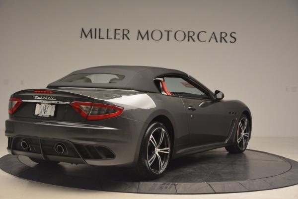 Used 2015 Maserati GranTurismo MC for sale Sold at Alfa Romeo of Westport in Westport CT 06880 19