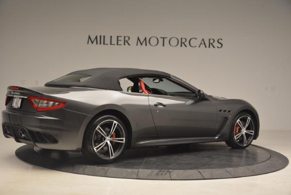 Used 2015 Maserati GranTurismo MC for sale Sold at Alfa Romeo of Westport in Westport CT 06880 20