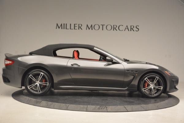 Used 2015 Maserati GranTurismo MC for sale Sold at Alfa Romeo of Westport in Westport CT 06880 21