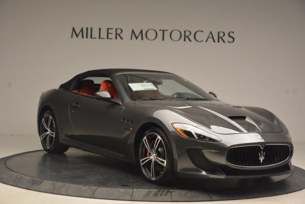Used 2015 Maserati GranTurismo MC for sale Sold at Alfa Romeo of Westport in Westport CT 06880 23