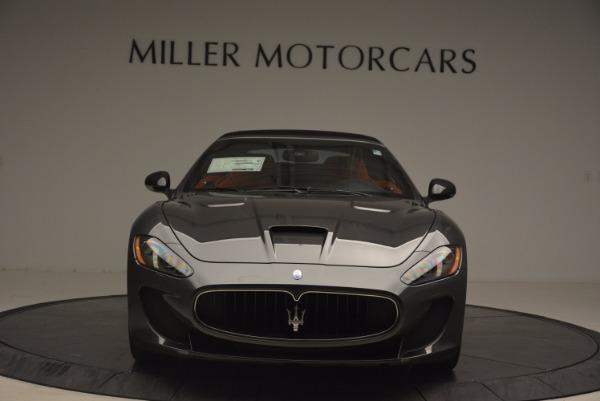 Used 2015 Maserati GranTurismo MC for sale Sold at Alfa Romeo of Westport in Westport CT 06880 24