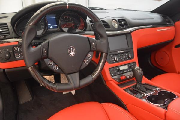 Used 2015 Maserati GranTurismo MC for sale Sold at Alfa Romeo of Westport in Westport CT 06880 25