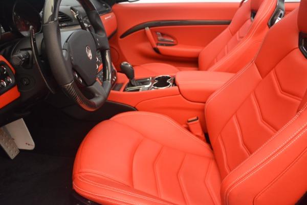 Used 2015 Maserati GranTurismo MC for sale Sold at Alfa Romeo of Westport in Westport CT 06880 26