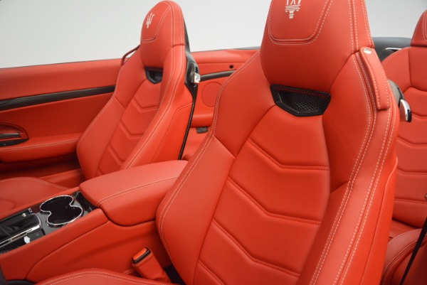 Used 2015 Maserati GranTurismo MC for sale Sold at Alfa Romeo of Westport in Westport CT 06880 27