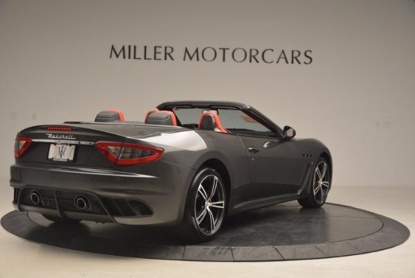 Used 2015 Maserati GranTurismo MC for sale Sold at Alfa Romeo of Westport in Westport CT 06880 7