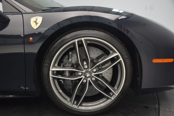 Used 2016 Ferrari 488 GTB for sale Sold at Alfa Romeo of Westport in Westport CT 06880 22