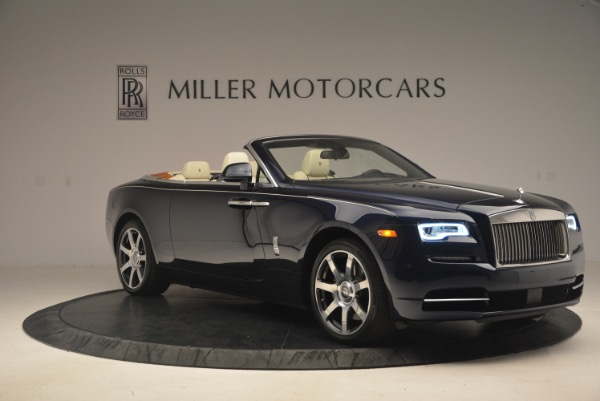 Used 2017 Rolls-Royce Dawn for sale Sold at Alfa Romeo of Westport in Westport CT 06880 12