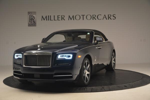 Used 2017 Rolls-Royce Dawn for sale $239,900 at Alfa Romeo of Westport in Westport CT 06880 14