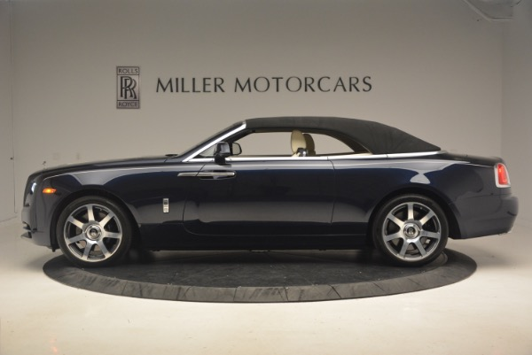 Used 2017 Rolls-Royce Dawn for sale Sold at Alfa Romeo of Westport in Westport CT 06880 16