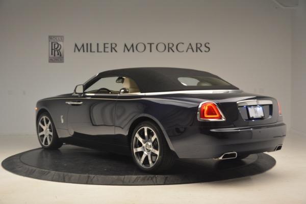 Used 2017 Rolls-Royce Dawn for sale $239,900 at Alfa Romeo of Westport in Westport CT 06880 18