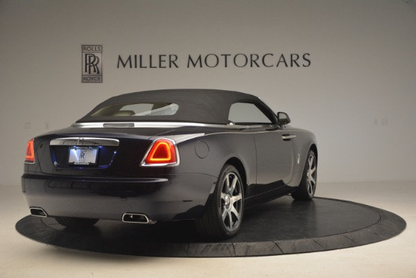 Used 2017 Rolls-Royce Dawn for sale Sold at Alfa Romeo of Westport in Westport CT 06880 20