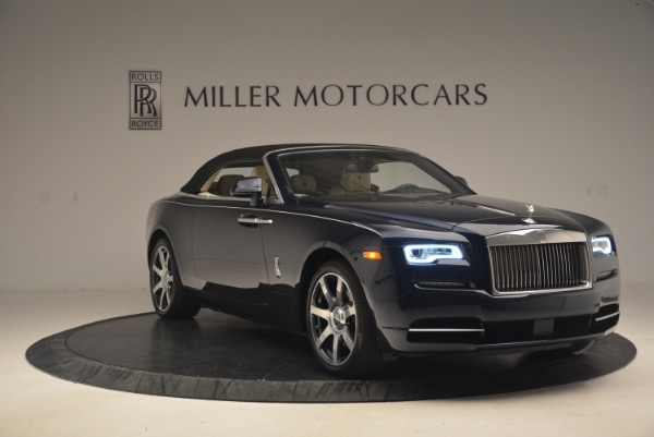 Used 2017 Rolls-Royce Dawn for sale Sold at Alfa Romeo of Westport in Westport CT 06880 24