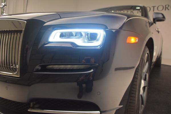 Used 2017 Rolls-Royce Dawn for sale $239,900 at Alfa Romeo of Westport in Westport CT 06880 26