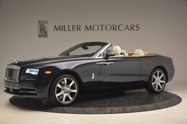 Used 2017 Rolls-Royce Dawn for sale Sold at Alfa Romeo of Westport in Westport CT 06880 3