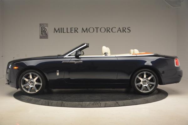 Used 2017 Rolls-Royce Dawn for sale Sold at Alfa Romeo of Westport in Westport CT 06880 4