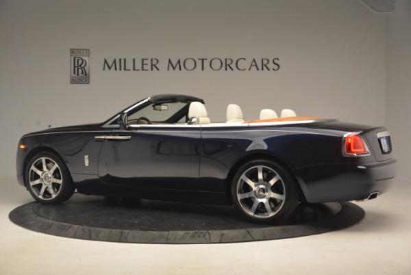 Used 2017 Rolls-Royce Dawn for sale $239,900 at Alfa Romeo of Westport in Westport CT 06880 5