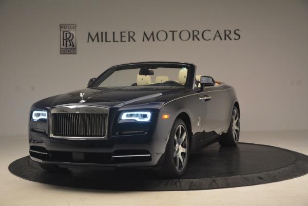 Used 2017 Rolls-Royce Dawn for sale Sold at Alfa Romeo of Westport in Westport CT 06880 1