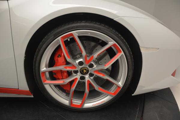 Used 2015 Lamborghini Huracan LP610-4 for sale Sold at Alfa Romeo of Westport in Westport CT 06880 21